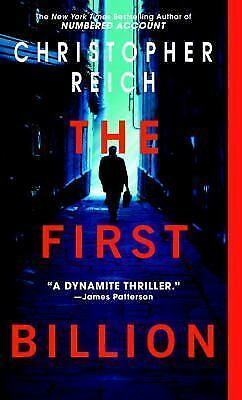 The First Billion by Christopher Reich (2003, Paperback)