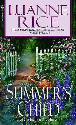 Summer's Child by Luanne Rice (2005, Paperback)