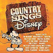 Country Sings Disney, Various Artists, Very Good