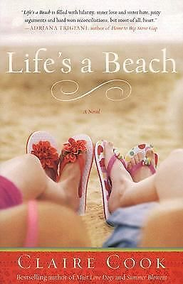 Life's a Beach by Cook, Claire