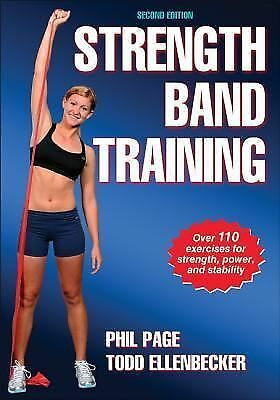 Strength Band Training - 2nd Edition by Phil Page, Todd Ellenbecker