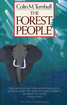 The Forest People by Turnbull, Colin