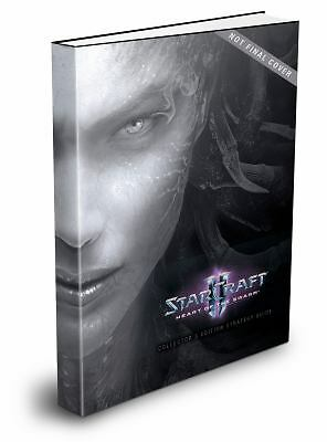 StarCraft II:  Heart of the Swarm Collector's Edition Strategy Guide, BradyGames