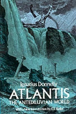 Atlantis: The Antediluvian World, Donnelly, Ignatius, Acceptable Book