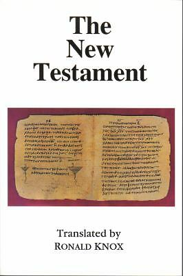 The New Testament by Knox, Ronald