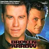 Fox™ BROKEN ARROW Original Soundtrack Album RARE VINTAGE CD