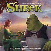 Dreamworks™ SHREK (Vol. 2) Original Soundtrack Album RARE VINTAGE CD