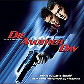 MGM™ 007 DIE ANOTHER DAY Original Soundtrack Album RARE VINTAGE CD