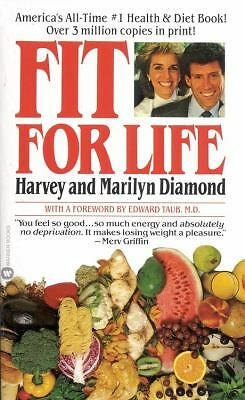 Fit for Life by Harvey Diamond, Marilyn Diamond