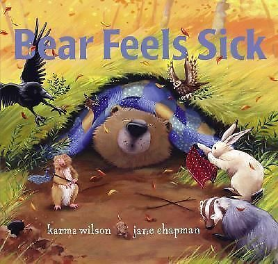 Bear Feels Sick (The Bear Books) by Wilson, Karma