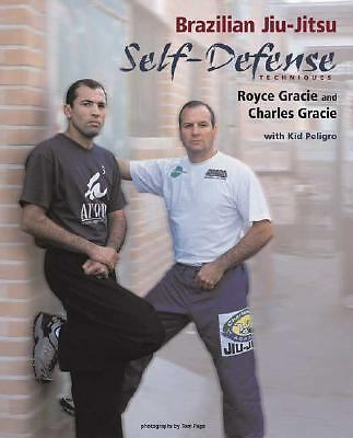 Brazilian Jiu-Jitsu Self-Defense Techniques (Brazilian Jiu-Jitsu series) by Gra