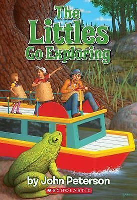 The Littles Go Exploring by John Peterson