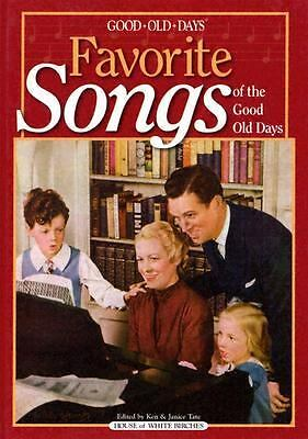 Favorite Songs of the Good Old Days, , Good Book