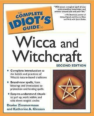 Complete Idiot's Guide to Wicca and Witchcraft, 2E (The Complete Idiot's Guide),