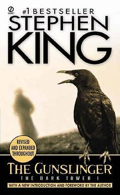 The Gunslinger (The Dark Tower, Book 1), Stephen King, Acceptable Book
