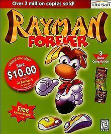 Rayman Forever - PC by Ubisoft