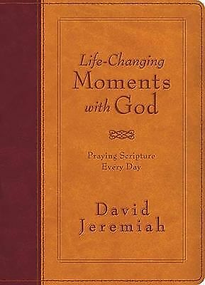 Life-Changing Moments with God: Praying Scripture Every Day (NKJV), Jeremiah, Dr