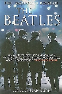 The Mammoth Book of the Beatles by
