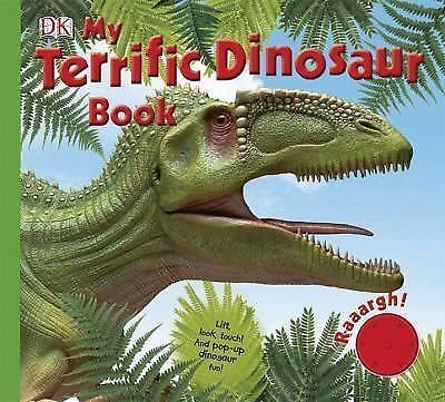 My Terrific Dinosaur Book by DK Publishing