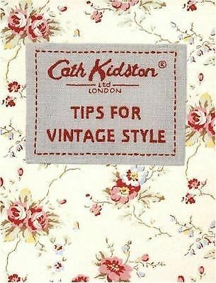 Tips For Vintage Style by CATH KIDSTON
