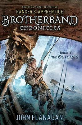 The Outcasts: Brotherband Chronicles, Book 1, Flanagan, John A., Good Book