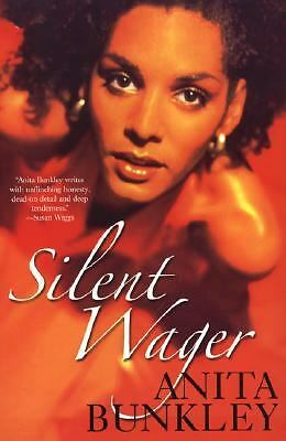 Silent Wager, Bunkley, Anita Richmond, Acceptable Book