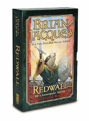 Redwall, 20th Anniversary Edition by Brian Jacques
