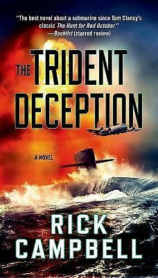 The Trident Deception by Campbell, Rick