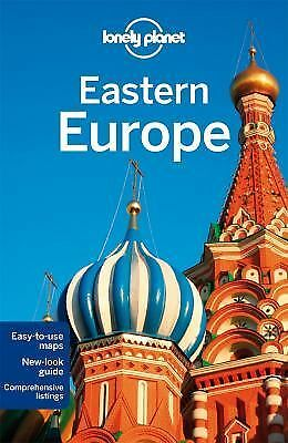 Lonely Planet Eastern Europe by Tom Masters