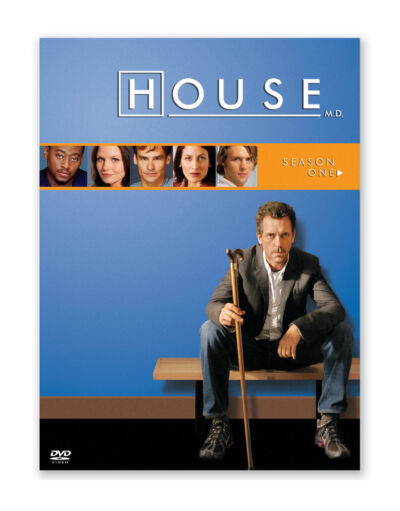 House, M.D.: Season 1 by Hugh Laurie