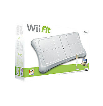 Wii FIT for Nintendo Wii GAME ONLY by Nintendo