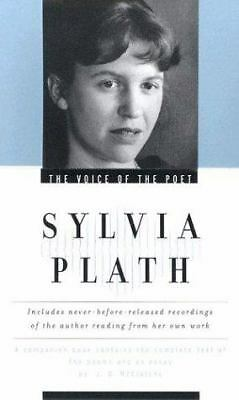 The Voice of the Poet: Sylvia Plath by Sylvia Plath (1999, Cassette /...