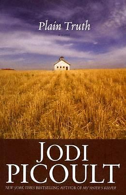 Plain Truth by Jodi Picoult (2004, Hardcover)