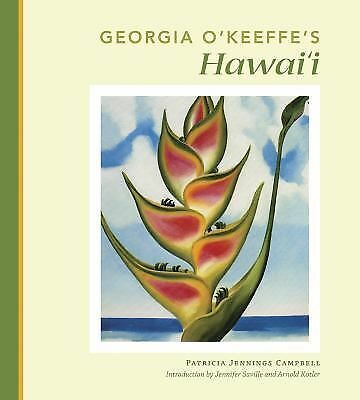 Georgia O'Keeffe's Hawai'i, Ausherman, Maria, Jennings, Patricia, Good Book