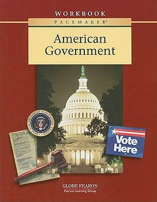 Pacemaker American Government Workbook, 3rd Edition, Pearson Education, Good Boo