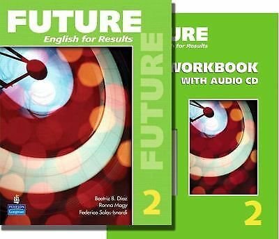 Future 2 package: Student Book (with Practice Plus CD-ROM) and Workbook, Raskin,