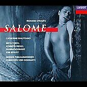 Strauss: Salome, , New Box set