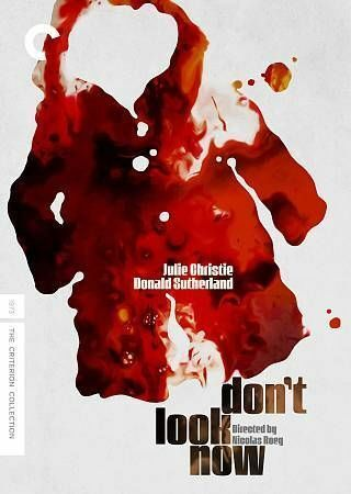 Don't Look Now, Good DVD, Donald Sutherland, Julie Christie, Nicolas Roeg