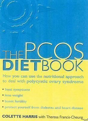 PCOS Diet Book: How you can use the nutritional approach to deal with polycysti