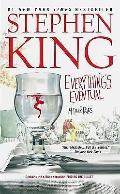 Everything's Eventual : 14 Dark Tales, Stephen King, Good Book