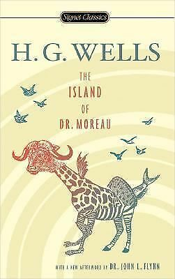 The Island of Dr. Moreau (Signet Classics) by Wells, H.G.