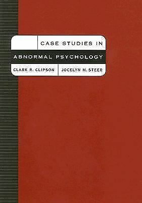 Casebook for Abnormal Psychology by