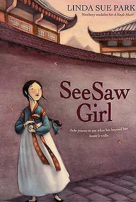 Seesaw Girl by Park, Linda Sue