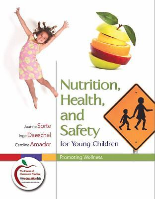 Nutrition, Health, and Safety for Young Children: Promoting Wellness, Amador, Ca