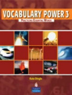 Vocabulary Power 3: Practicing Essential Words, DINGLE, Good Book
