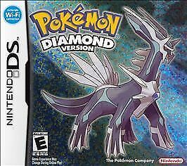 Pokemon: Diamond Version Nintendo DS Complete in Case
