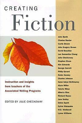 Creating Fiction: Instruction and Insights from Teachers of the Associated Writi