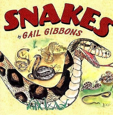 Snakes, Gibbons, Gail, Acceptable Book