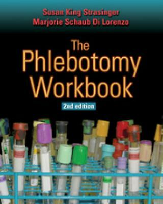 The Phlebotomy Workbook, Strasinger, Susan, Di Lorenzo, Marjorie, Acceptable Boo
