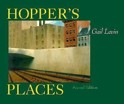 Hopper's Places, Second edition, Levin, Gail, Good Book